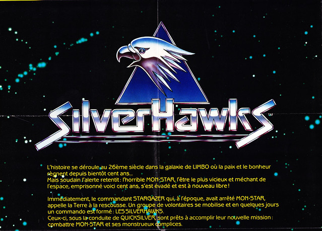 Silverhawks (KENNER) 1987 - 1988 7474218300_77f54a74f5_z