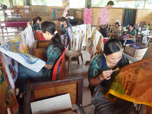 Bali-Villages d'artisans-Batubulan (1)
