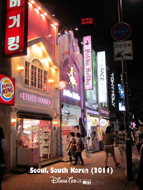 Myeongdong After Dark 06