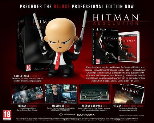 Hitman Deluxe Edition