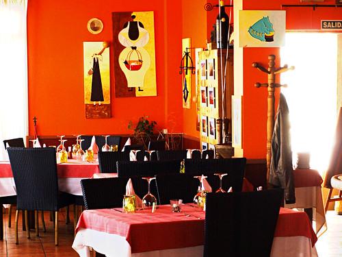 Verde Mar Restaurant, La Santa, Lanzarote