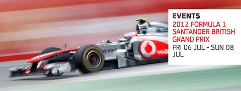 2012年 F1世界選手権 第9戦イギリスGP シルバーストン
