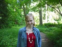Walk at Arboretum