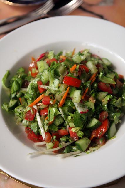Israeli salad | Flickr - Photo Sharing!