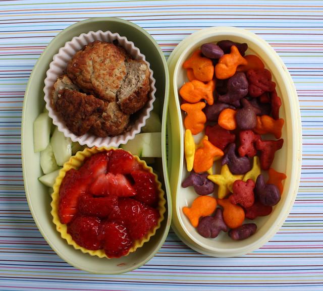 Preschool Bento Box #297