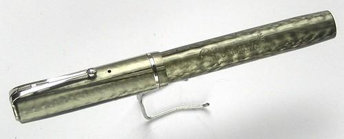 Esterbrook Dollar Pen Pearl Grey