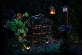 oriental patio