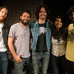 Tue, 19/06/2012 - 11:10am - Hacienda performs live on 6.19.12 in WFUV's Studio A. photo by Erica Talbott