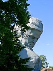 Valour monument