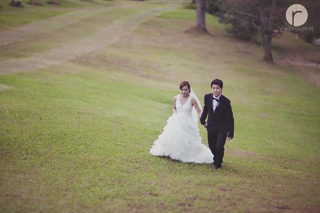 Baguio dota wedding