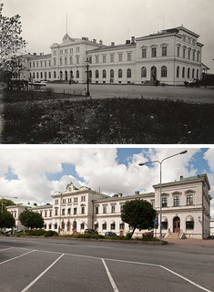 Gothenburg, Gullbergsvass 1914 / 2012