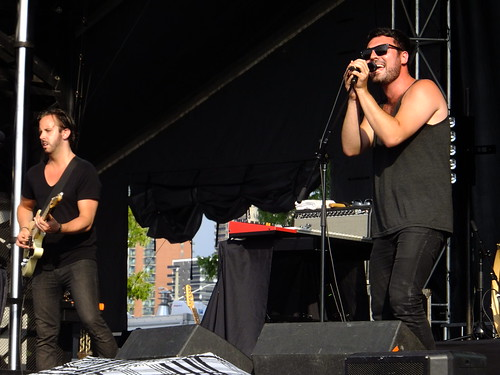 Young Empires at Ottawa Bluesfest 2012