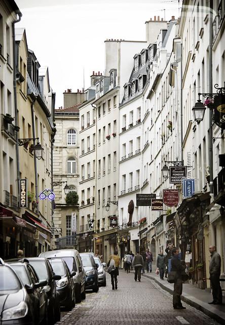Rue Mouffetard