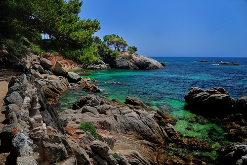 Platja d'Aro (Costa Brava) - (On Explore at #172 on 2012-07-16)