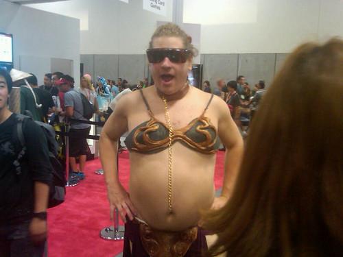 Comic-Con costume