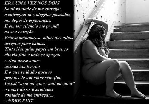 ERA UMA VEZ NOS DOIS by amigos do poeta