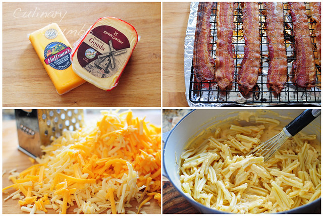 cheese and bacon, as good as it gets