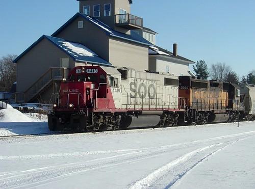 SOO 4419 North Poynette 1/31/2009