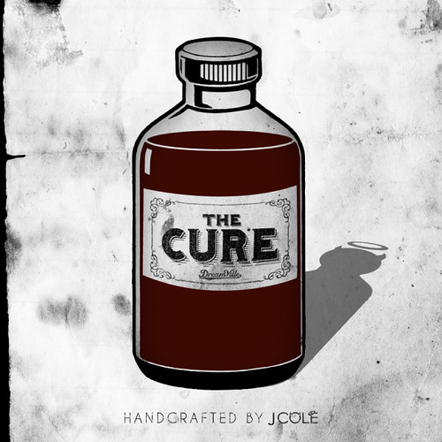 jcole-the-cure-cover