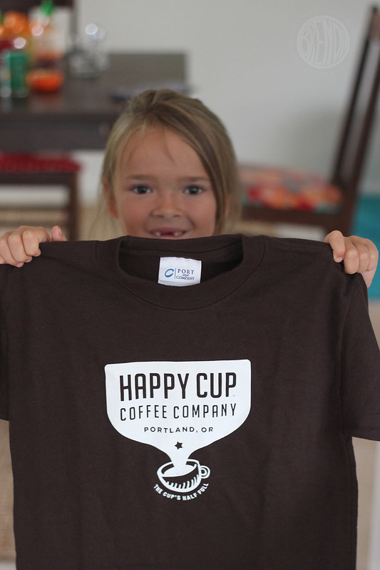 Happy Cup Shirt!