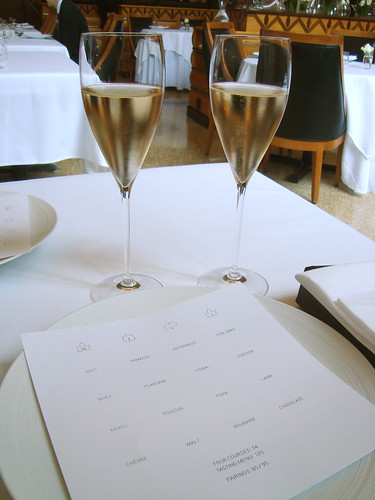 Champagne @ Eleven Madison Park (NY)