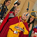 Avengers and Aang at Comic-Con SDCC 2012 by andreas_schneider