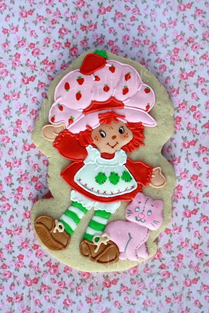 Vintage Strawberry Shortcake | Flickr - Photo Sharing!