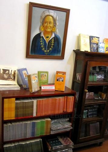 Kailash book display