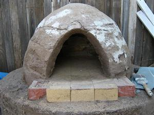 How To Build Your Own Outdoor Mud Oven Wake Up World