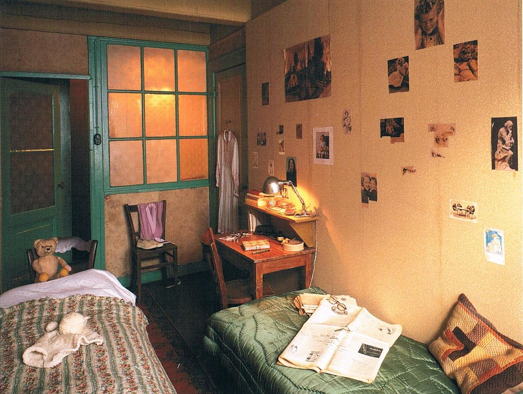 Anne Frankin Evi, Anne Frank Huis Amsterdam