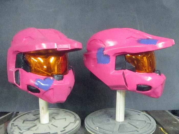 Girly Digicamo Helmets 004