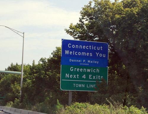 WPIR - CT signage
