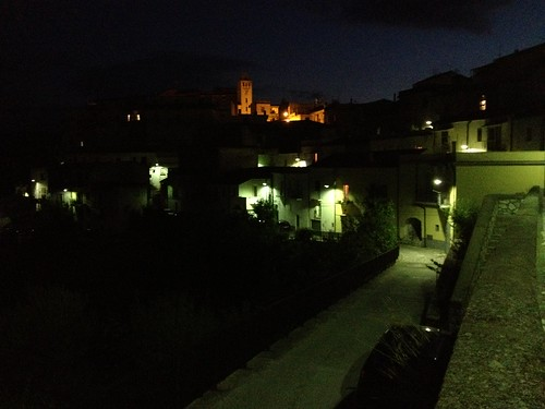 rotondella by night