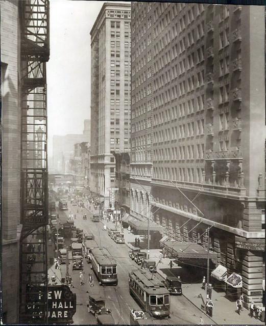 Detroit, 1927