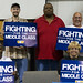USW Local 1155L Hold Political Rally for Candidates