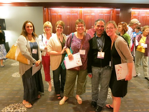 SCBWI Summer Conference in LA 2012