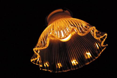 Ruheplatz Zopf lampshade