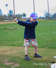 Jack golfer