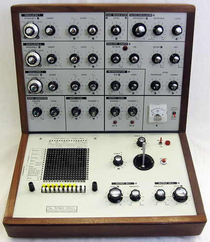 EMS VCS-3 Putney by Switched On Austin