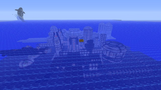 Minecraft Atlantic Craft Hello Neighbor