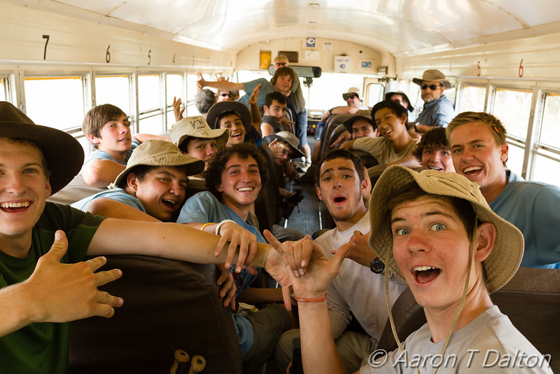 A Bus of Boys