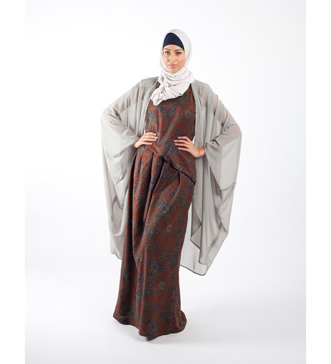 English vintage islamic clothing inayah collection flickr photo sharing Retro style fashion for muslimah