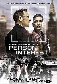 美劇 Person of Interest 疑犯追蹤