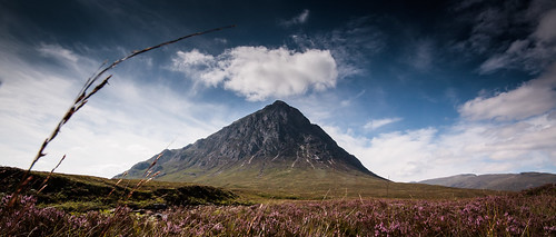 Finally - A Buachaille shot to be proud of. {Explored!}