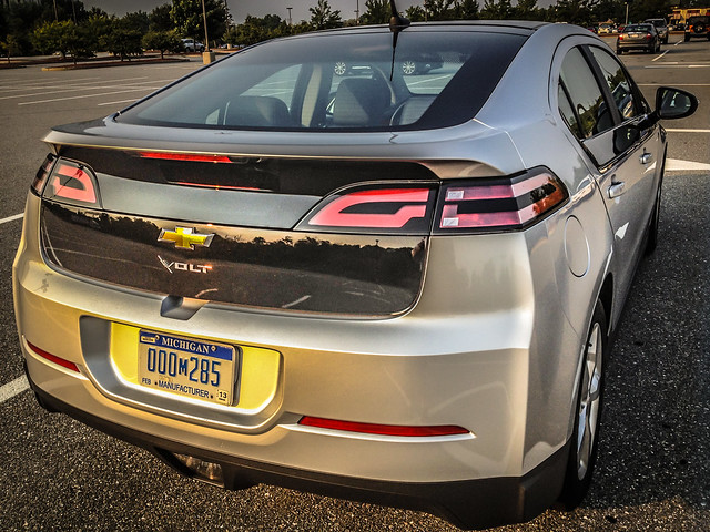 Chevy Volt Advantages and Disadvantages http://www.flickr.com/photos/cc_chapman/7874142822/