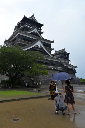 2012夏日大作戰 - 熊本 - 熊本城 (7)