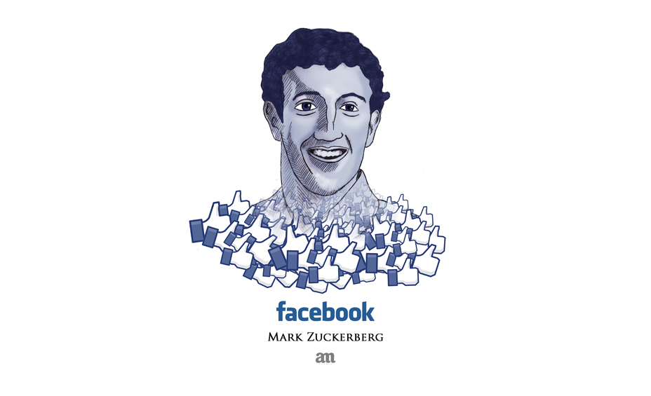 "Facebook - ""technofaces"""