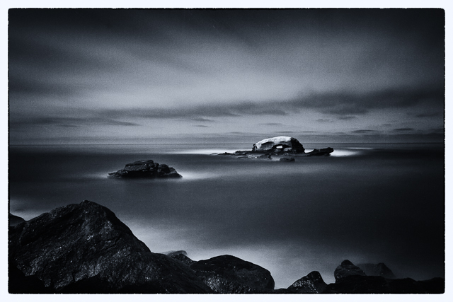 Bird Rock at Night 103012 © Michael Klayman-003