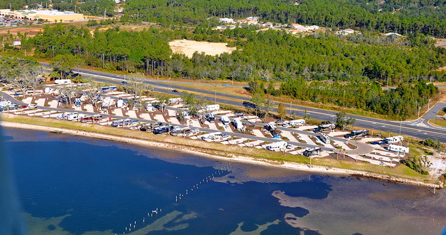 St Rosa RV Resort Navarre Florida