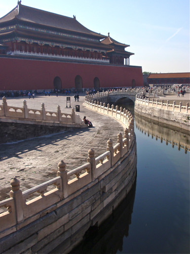 The Forbidden City, Beijing 2